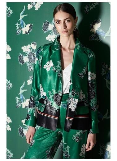 Ipekyol Ceket Yeşil